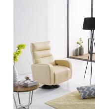 Chaise pivotante à mobilier de maison