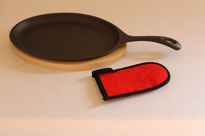 Non-stick Cast Iron Pan