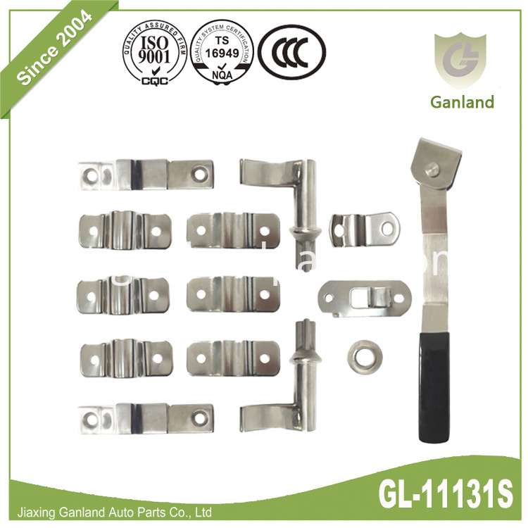 Cooler Door Lock GL-11131