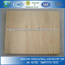 Phenolic Construction Usage Pine Veneer Plywood