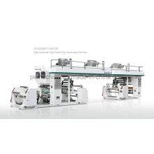 Machine à stratifier à sec sèche à film plastique à haute vitesse