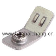 Metal Candle Holder Parts Fixing Lug