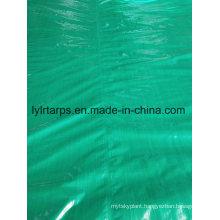 Green Virgin Material PE Tarpaulin Sheet