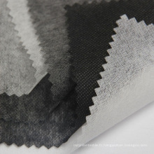 Tissu interligne non tissé de qualité supérieure