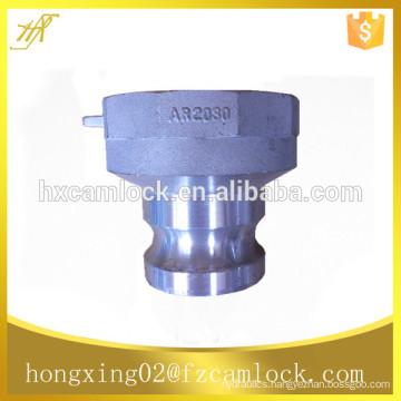 aluminum reducing camlock coupling, reducing quick coupling type AR