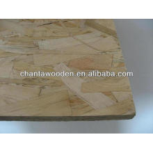1220x2440x9-25mm professional manufacture for the waterproof OSB plate