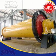 O esmeril usado processo moinho de bolas de minério para as Filipinas