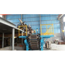 5T Line Frequency Induction Furnace For Gold / Iron / Stain