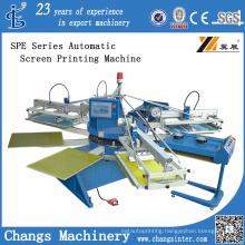 Spe-104/8 Automatic Rotary Card Printing Machine