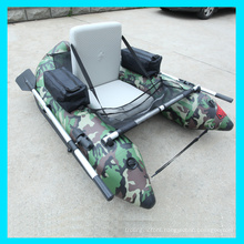 Easy to Carry Inflatable Fishing Belly Boat