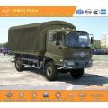 DONGFENG Tianjin RHD 8tons off-road militiaman camion