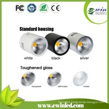 20W/30W/40W/50W High Power Open Mounted LED Ceiling Downlight