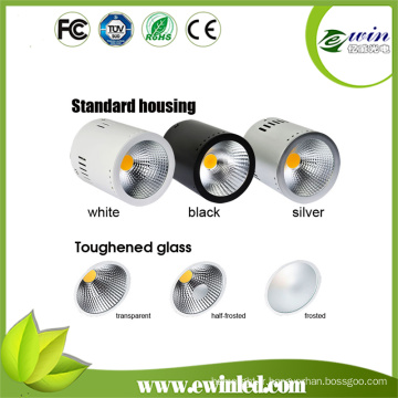 20W / 30W / 40W / 50W a ouvert la puissance élevée installée au plafond LED Downlight