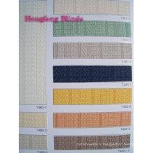 Tissu aveugle vertical (série T480)