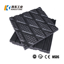 Antislip Agricultural Livestock/Cow Stable Small-Square Rubber Floor Mat