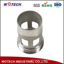 Piezas de fundición de inversión de metal de cera perdida en buena calidad