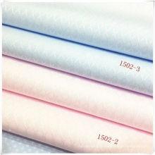 Tissu jacquard en coton polyester pour uniforme