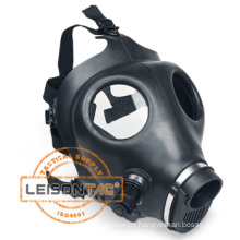 High Light Transmittance Gas Mask with Drinking Device
