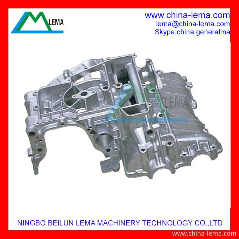 Die casting vehicle and motor enclosures