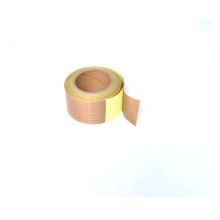 Cinta adhesiva de fibra de vidrio de PTFE antiadherente resistente al calor