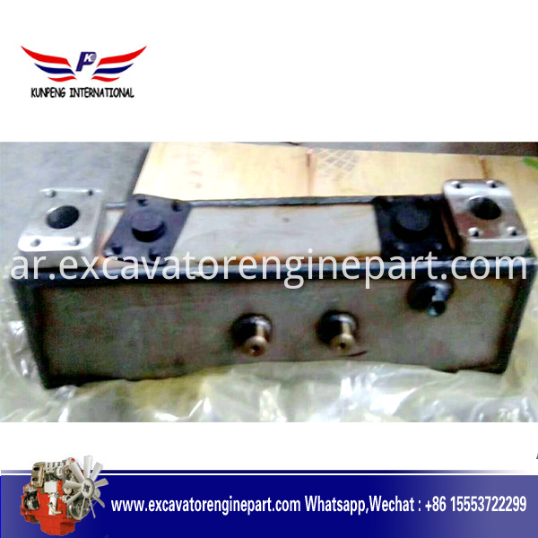SD22 Bulldozer NT855-C280 oil cooler core 4061161