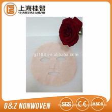 camellia fiber facial mask sheet DIY mask sheets deep moist
