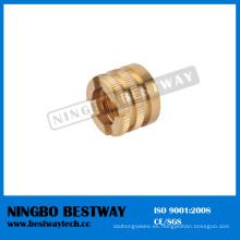 Inserto de latón de alto rendimiento con alta calidad (BW-726)