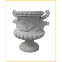 Purchasing for China supplier of Green Granite Products, White Marble, Grey Marble, Stone Carving Carved Stone Flowerpots export to Benin Supplier