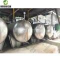 Production de carburant diesel à partir d'huile de moteur usée