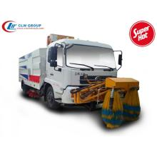 2019 SUPER HOT Dongfeng Road guardrail cleaning vehicle