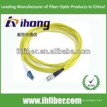 FC- LC monomode simplex fibre optique cordon de raccordement