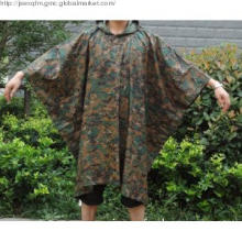 Polyester  waterproof  poncho