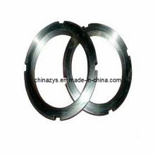 Tuerca de cerradura del cojinete de la precisión de la alta calidad de Zys Kma6-10