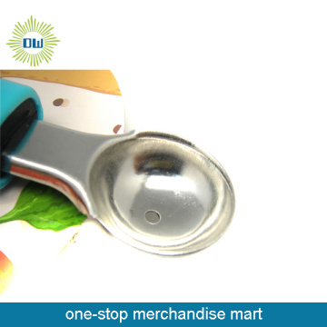 Professional Stainless Steel Ice Cream Spoon