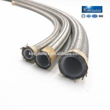 teflon hose PTEF material hydraulic hose crimping machine