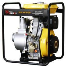Pompe de lutte contre l'incendie à moteur diesel à démarrage facile (JM100P)