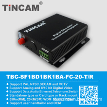 1channel Video Optical Transmitter/Receiver China Supplier