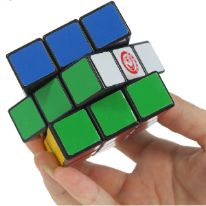 OEM Plastic Magic Cube Puzzle Solution