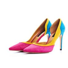 2016 moda sapatos de salto alto senhora sapatos (H 02)