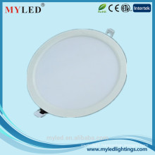 Round led ceiling panel light 8inch 18w/20w/25w IP44 led panel light