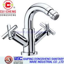 Double levers bidet faucet 3312