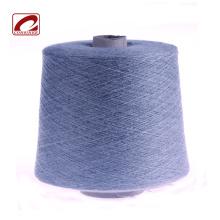 Fil à tricoter pur, cachemire 14, calibre 14
