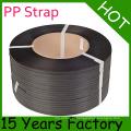 Venda quente Plástico Reciclar PP Strapping