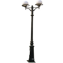 Iron Casting Courtyard Lamp Post