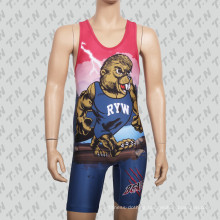 2014~15 Season High Quality Custom Wrestling Singlets