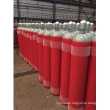 68L CO2 Cylinder 45kg CO2 Cylinder