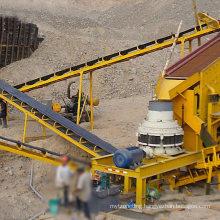 Large Capacity Stone Crushing Plant for Gravel Aggregate Limestone Quartz Basalt