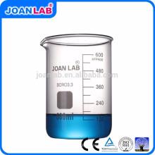 JOAN Hot Sale 500ml Glass Beaker With Logo