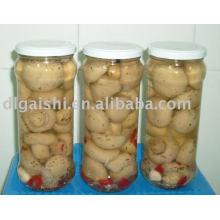 champiñones en conserva champignon / champiñones / setas de alimentos enlatados