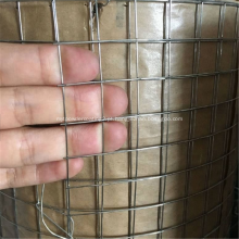 Rede de arame soldada de aço inoxidável Rolls para a construção